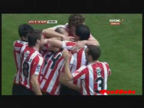Athletic 3-0 Almeria Golazo de Javi Martinez GOL TV