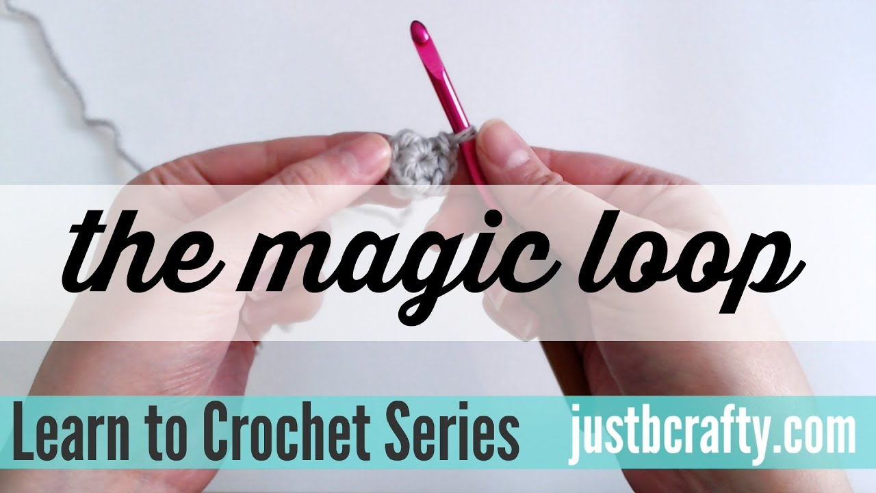 How to crochet the magic ring / adjustable loop (Photo tutorial) | 720x1280