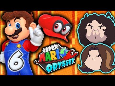 Super Mario Odyssey: Mario Loves Culture - PART 6 - Game Grumps