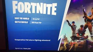 Fortnite: how to get galaxy skin!!