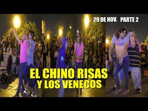 El Chino Risas - Alameda Chabuca (Parte 2) 29 de Nov. 2018