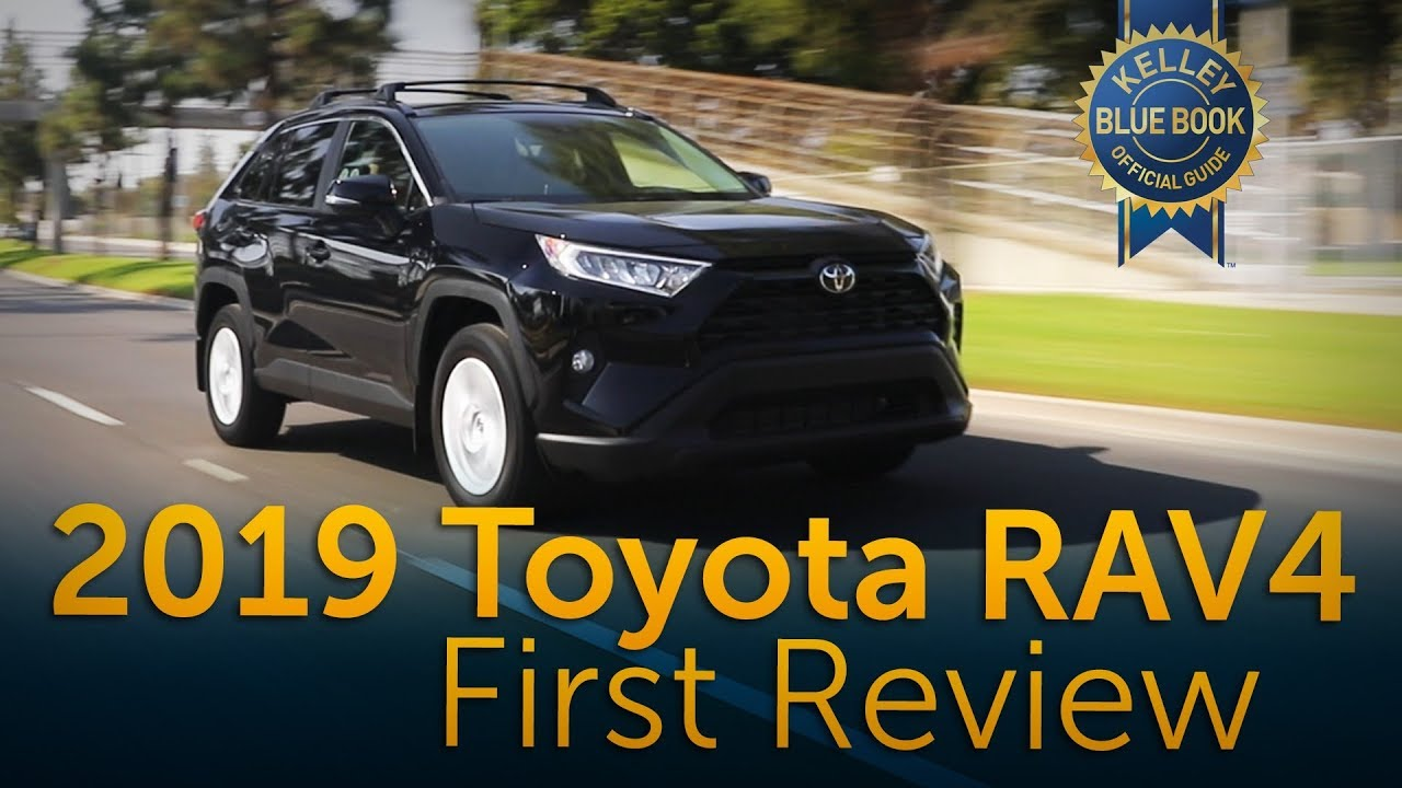 2019 Toyota Rav4 First Review Youtube