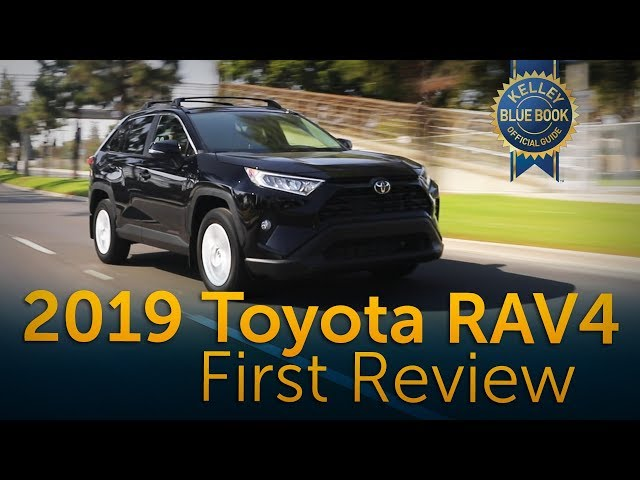 2019 Toyota Rav4 Get An Early Taste Before The Embargo Is Lifted Carscoops