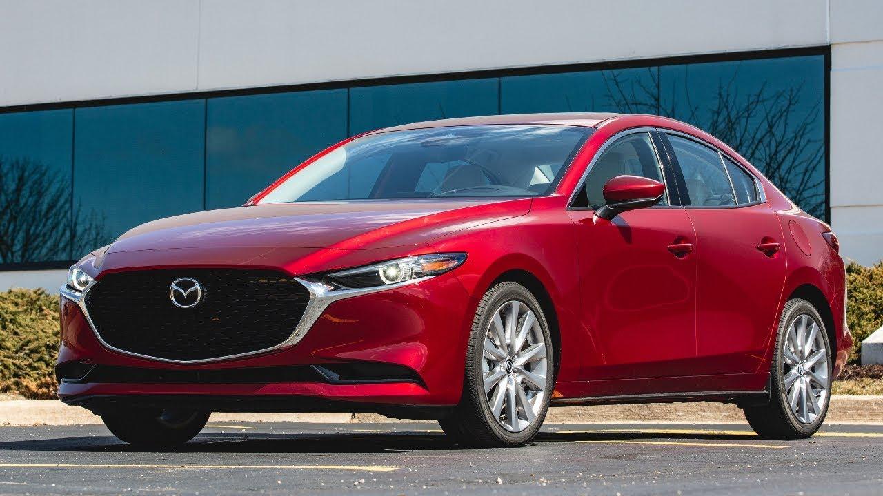 2020 Mazda 3 Sedan Photos
