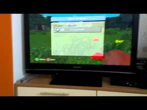 Подскажити как перейти в креатив в Minecraft xbox