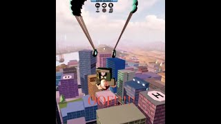 Me Glitching Out In ROBLOX