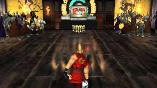 Tekken Hybrid exclusive HD game trailer for PlayStation 3