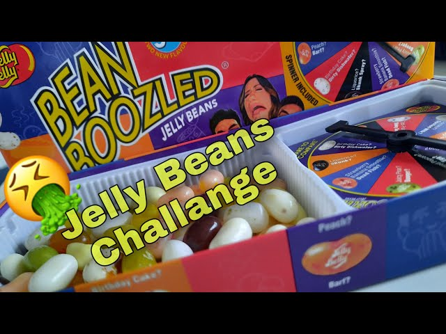 Jelly Beans Challange mit Kili und Ali (The Funmasters)