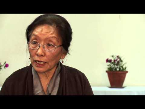 Rinchen Khando 2015 Interview with Mount Madonna School