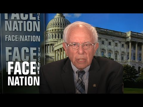 """Sanders says Democrats are """"going to come together"""" on $3.5 trillion bill"""