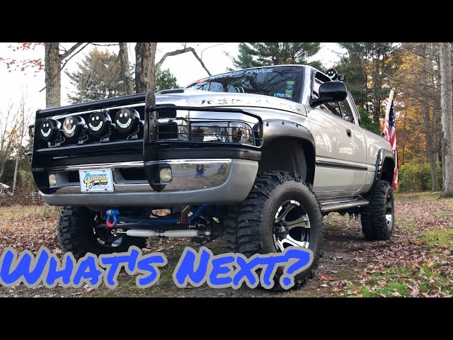 Mods I Did To My 2nd Gen Ram | Phase 1 Complete