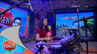 The Comment - Ngedrum Bareng Rani Ramadhany