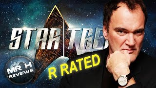 Quentin Tarantino R RATED Star Trek Official