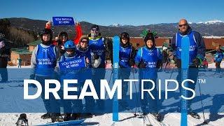 Dream Trips - Como funciona - YOU SHOULD BE HERE