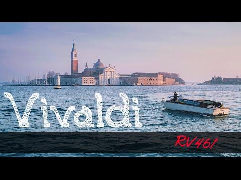 Vivaldi. Oboe Concerto a minor RV461