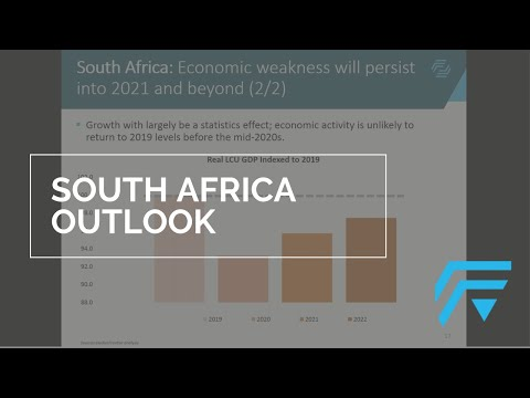 South Africa Outlook for 2020/2021 | Webinar