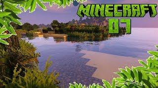 Let's Build: MINECRAFT: LITW: [#07] 🌲 Die Insel mus WEG !