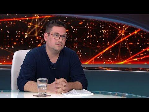 Ellenzéki képviselők balhéztak a köztévénél  -  Bárány Balázs - ECHO TV