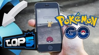TOP 5: Accidentes y cosas extrañas por jugar Pokémon GO