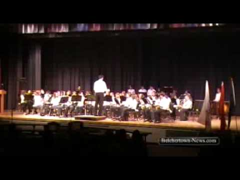Chestnut Hill Community School Band Performs