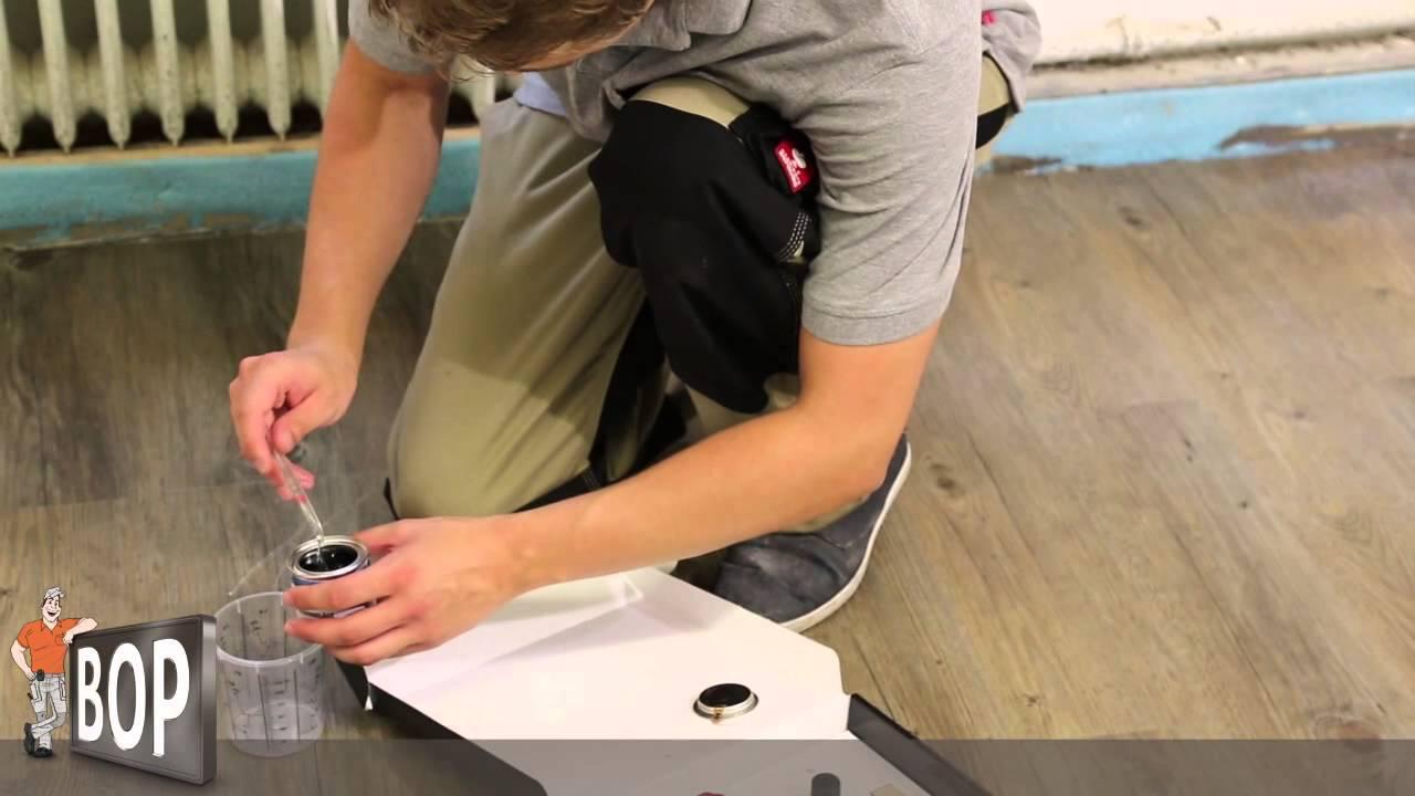 Vinyl Fußboden Kratzer ~ Boden kratzer entfernen so geht s youtube