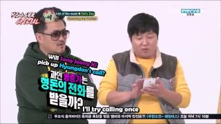 [CUT] 121219 Girl's Day Fangirling Over Song Joong Ki [ENG SUB] thumbnail