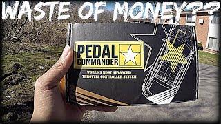 Pedal Commander | NO MORE LAG!!!!