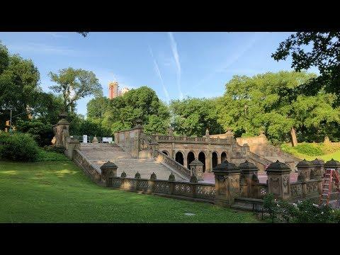 Central Park in New York City - June 2018 [4K]