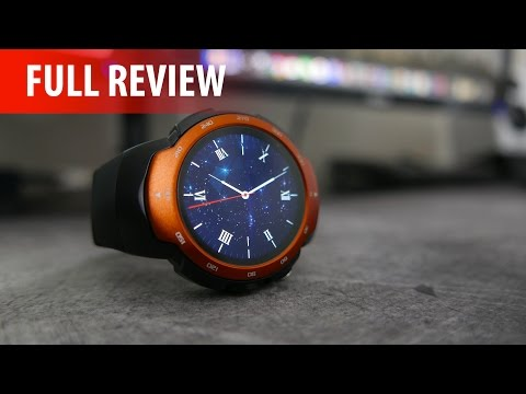 Zeblaze Blitz 3G Android 5.1 Sports Smartwatch Phone - Full Review!