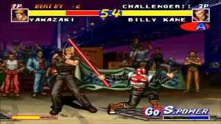 Fightcade - Real Bout Fatal Fury - Xtac13(KOR) Vs Beat_Jap(JPN…