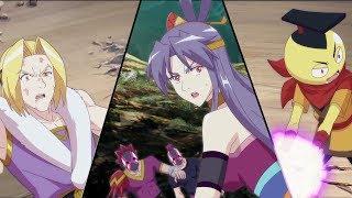 Video Huan Jie Wang [Eudemon Quest] - Episode 17 - VOSTFR download MP3, 3GP, MP4, WEBM, AVI, FLV November 2018