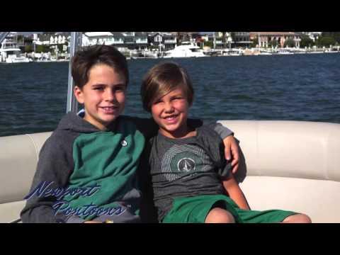 Newport Pontoons Boat Rental