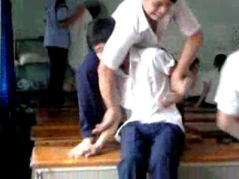 bạo lực học đường ( lê quý đôn)