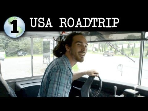 USA Road Trip 2011 | Chapter 1 | NYC