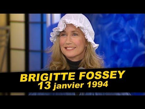 Brigitte Fossey est dans Coucou c'est nous  Emission complète