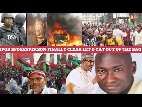 Download BREAKING NEWS!! YAWA DON GAS, IPOB SPOKESPERSON FINALLY BLOWS HOT AND 4 NIGERIA PØLICÈ CAUGHT IN👇🏾👇