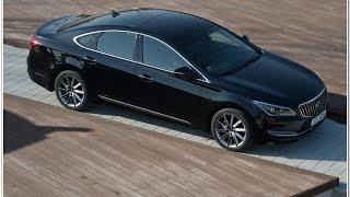 Hyundai Aslan Driving / 현대 아슬란 시승기