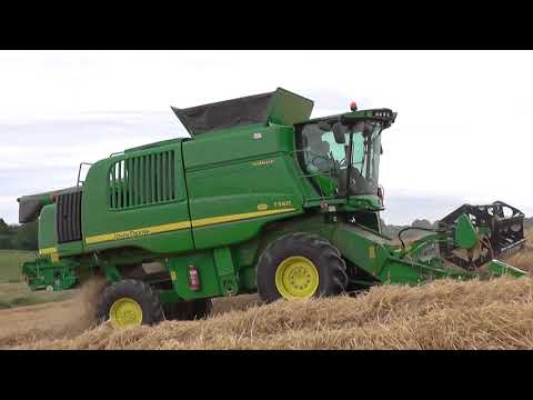 Harvest 2017 William O'Connell Agri Contractors