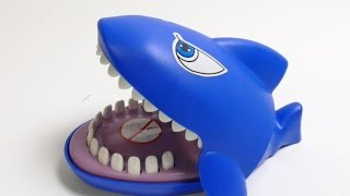 Shark Attack Toy - Shark Fun Family Game