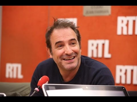 Jean Dujardin, invité de RTL le 13 octobre 2016 - RTL - RTL