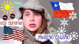 ASI ES EL INVIERNO CHILENO | WHAT THE CHILEAN WINTER IS LIKE