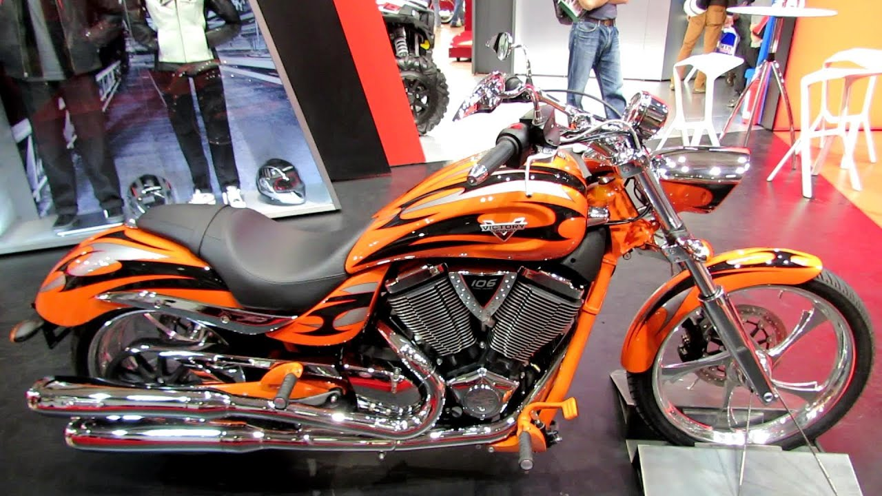 Cars For Sale Los Angeles >> 2014 Victory Jackpot Walkaround - 2013 EICMA Milano ...