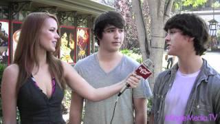 Hollywood Ending at Radio Disney's NEW