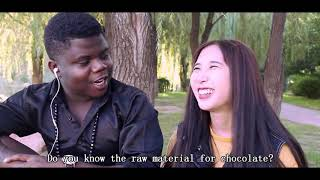 Funny questions some Chinese asked Africans in China