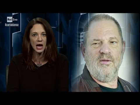 Asia Argento speaks up about Harvey Weinstein's abuses (sub eng)