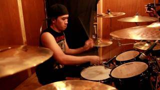 Avegend Sevenfold - Nightmare - Drum Cover   By Jung Drum