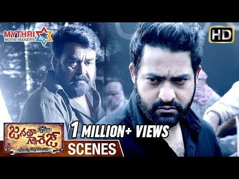 Janatha Garage Climax Scene | Jr NTR and...