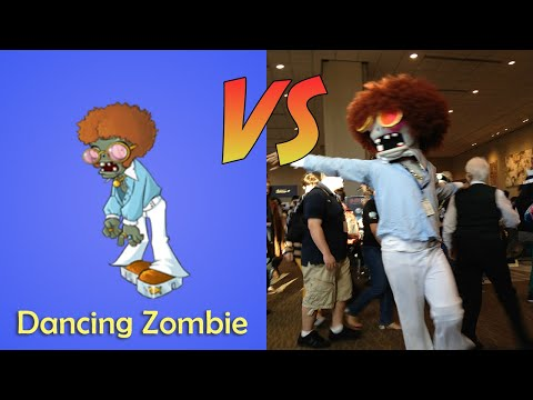 Plants vs Zombies in Real Life - Zombies Version (2019)