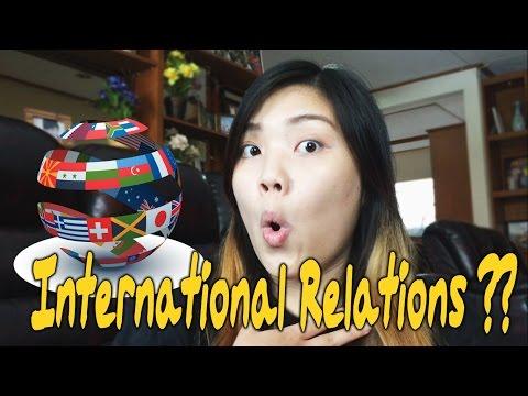 PROS & CONS INTERNATIONAL RELATIONS MAJOR