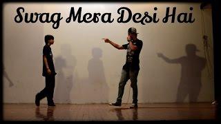 Download Hindi Video Songs - Swag Mera Desi Hai - Raftaar: First Stage Performance (Part - 1)